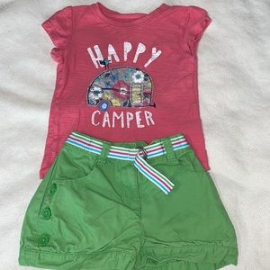 🌀NEW LISTING🌀 Toddler girls size 2T outfit